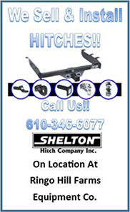We Sell and Install Hitches