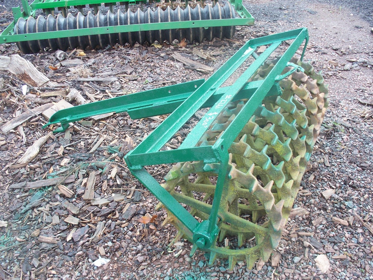 USED 4' Coultepacker - 1 IN STOCK - $300