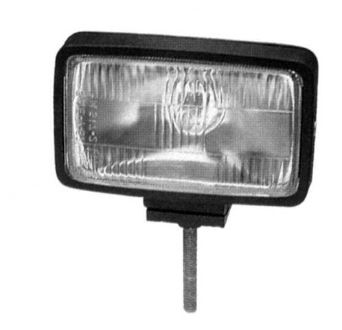 Clear Halogen Utility Light 12 Volt