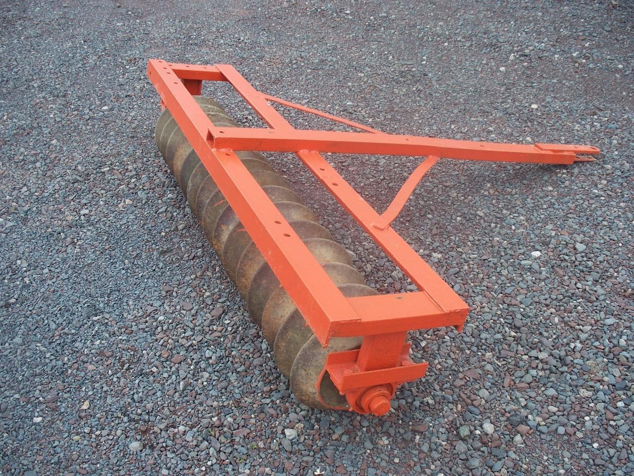 USED 5' Orange Coultepacker