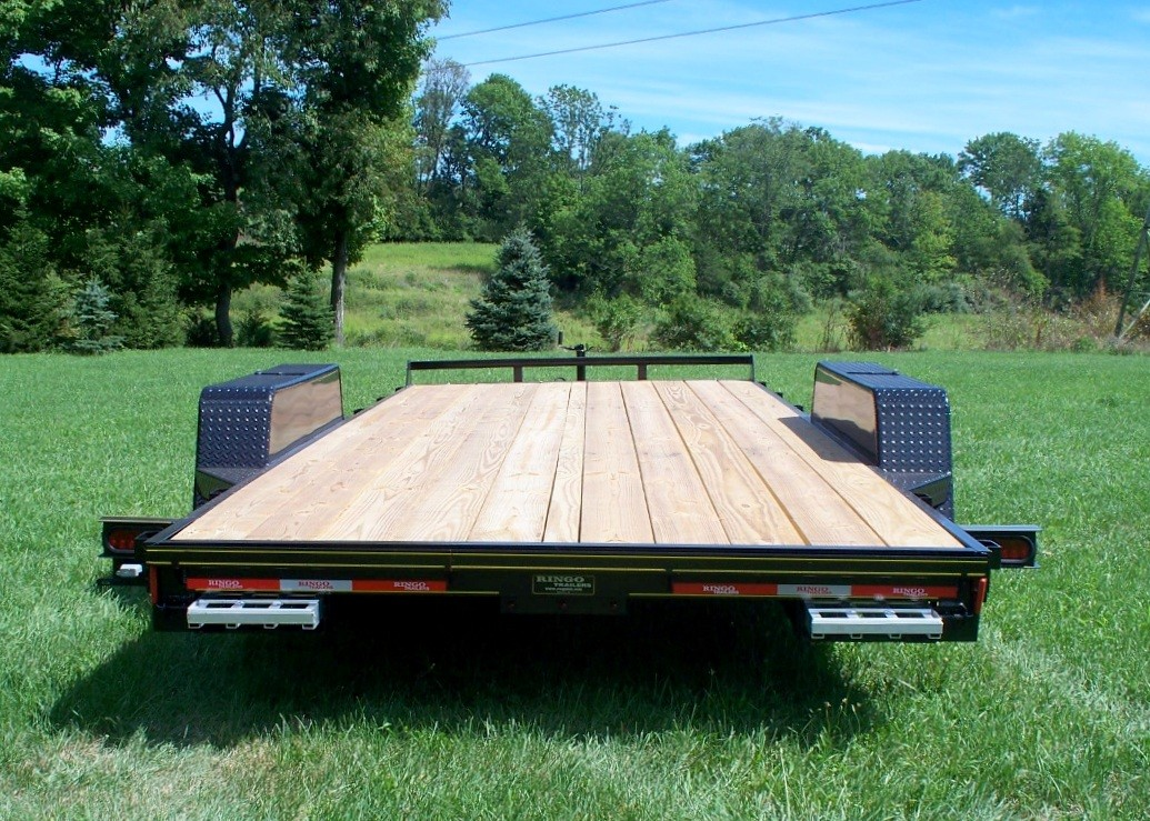 7' x 16' All Purpose Trailer - AP16-7