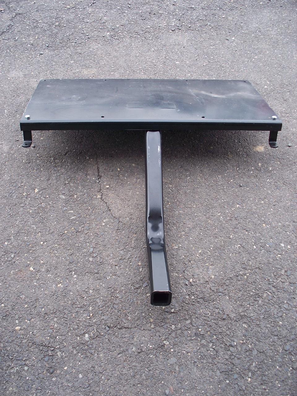 """16"""" x 31.5"""" Steel Cargo Platform"""