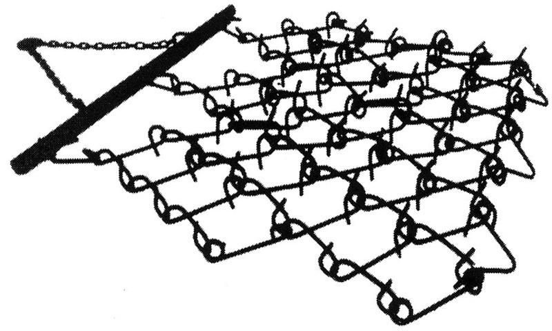 Flexible Chain Harrow