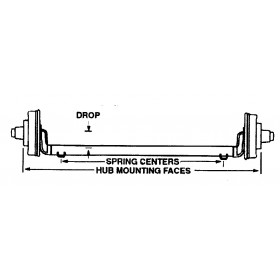 Axle For LP409-7