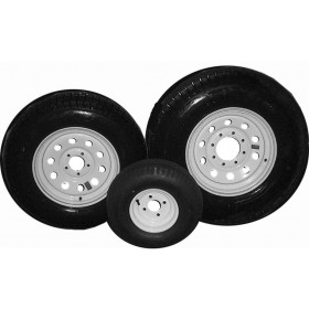 ST225-75D-15LRD Wheel - 6 Lug