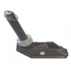 Swivel & Height Adjustable Skid Shoes - Weld On