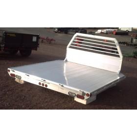 """8.5' x 96"""" Aluminum Truck Bed"""
