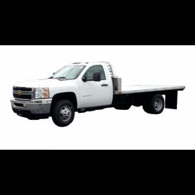 """9.5' x 96"""" Aluminum Truck Bed"""