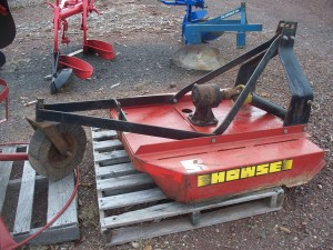 USED 4' Rotary Cutter