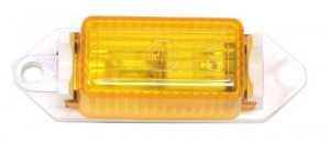 Amber Mini Clearance Light