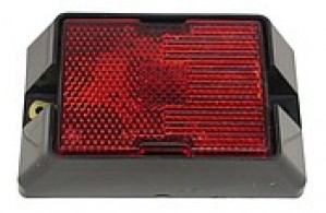 Red Marker Light / Reflector