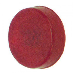 Red Round Sealed Clearance Marker Light