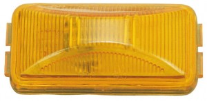 Peterson 150 Replacement Amber Lens