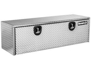 "18"" x 18"" x 48"" Aluminum Underbody Tool Box"