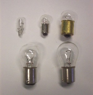 Utility & Interior Light Replacement Bulb