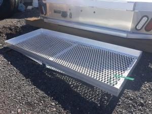 Aluminum Cargo Platforms