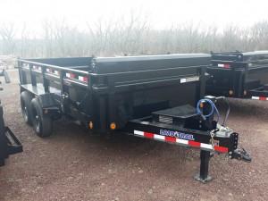 NEW 14' Load Trail Dump Trailer