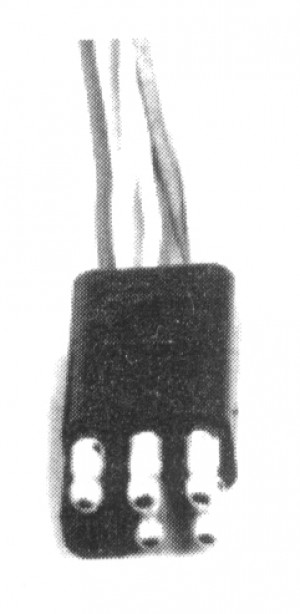 "12"" - 6 Pole Square Trailer Connector"