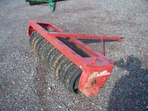 Used 5' Coultepacker By Brillion