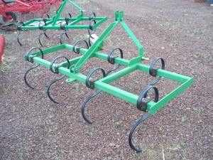 """Used 6' Cultivator """"S"""" Tines"""