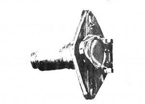 6 Pole Metal Connector - Car End