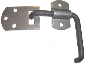 security latch set