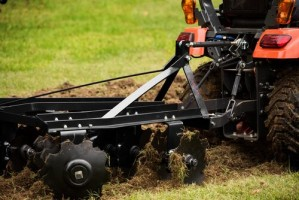 5' Tarter Disc Harrow - 100 Series