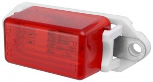 Red Mini Clearance Light