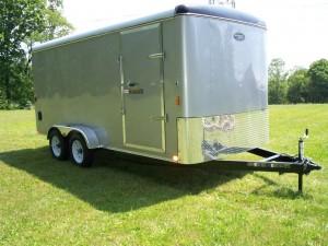 6 x 12 enclosed trailer