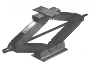 scissor stabilizer jack
