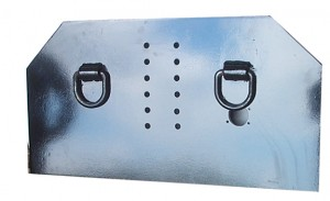 hitch plate