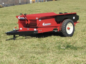 C-50 Conestoga Ground Drive Spreader