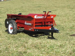 C-25 Conestoga Ground Drive Spreader