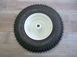 Rock Rake Replacement Wheel