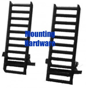Trailer Equipment Ramps Mounting Hardware