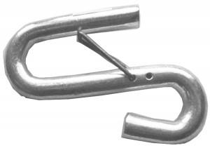 2,000 lbs. Load Limit Safety Chain Hook